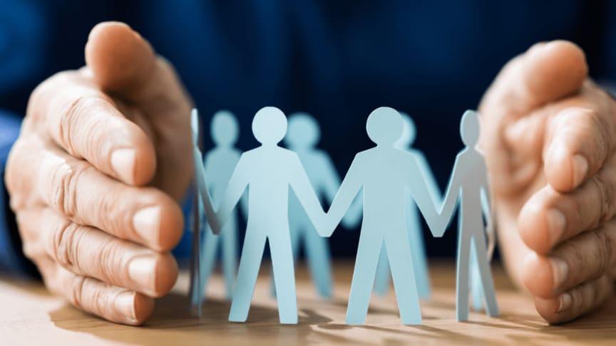 Trygga företagare är friska företagare - ett socialt skyddsnät lika för alla