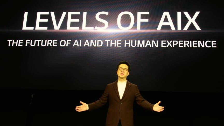 CES 2020: LG introducerer nye rammer for at fremme AI-teknologi