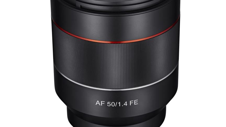 Für das Samyang AF 50mm F1,4 FE gibt es nun ein neues Firmware-Update.