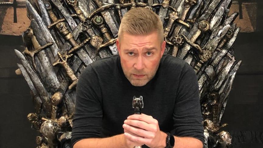 Leif Björklund, tv-chef på Telenor Sverige
