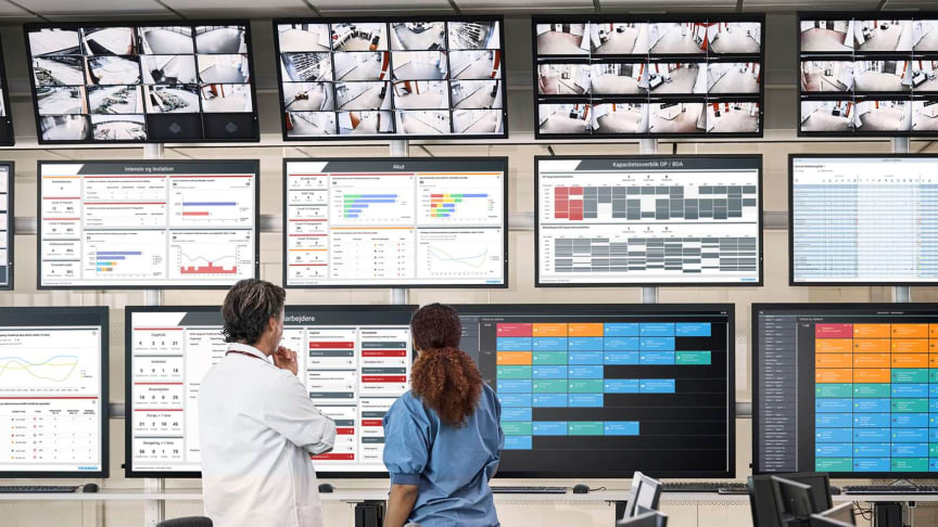 Hospitals using Systematic's software among the smartest worldwide