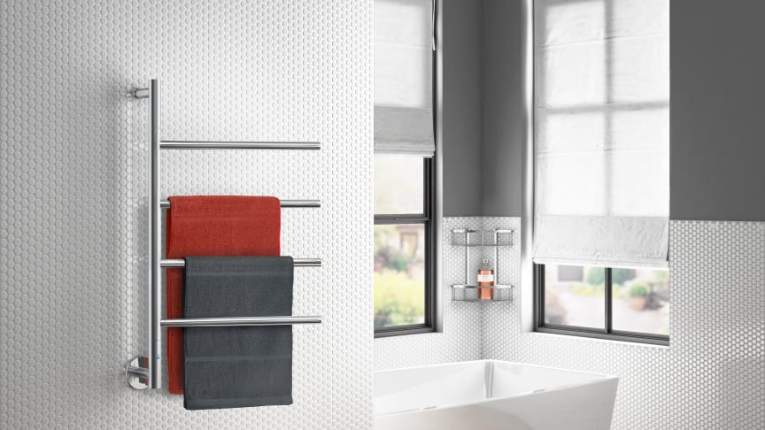 Smedbo på Nordbygg 2020 - Låt oss inspirera livet i badrummet!