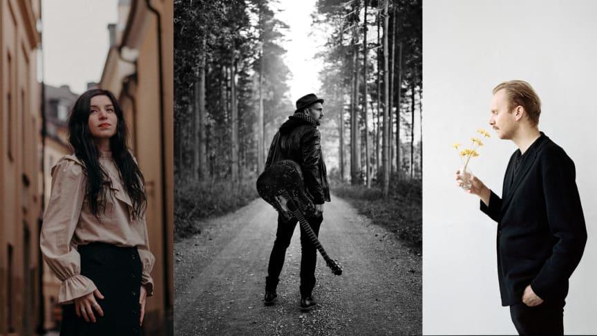 Stiko Per Larsson, Vilma Flood och Broder Henrik Rapp öppnar Dalhalla i sommar