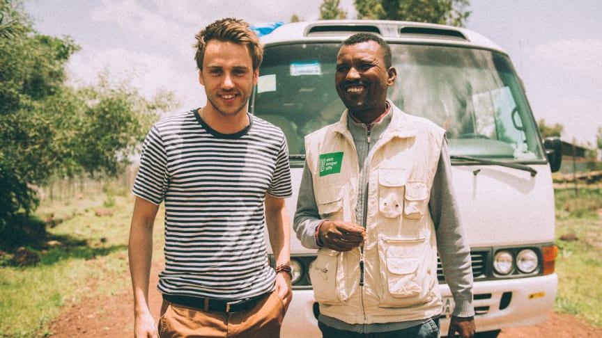 Clueso & friends zu Gast in Äthiopien