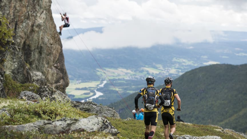 Foto: Aim Challenge- Anki Grøthe