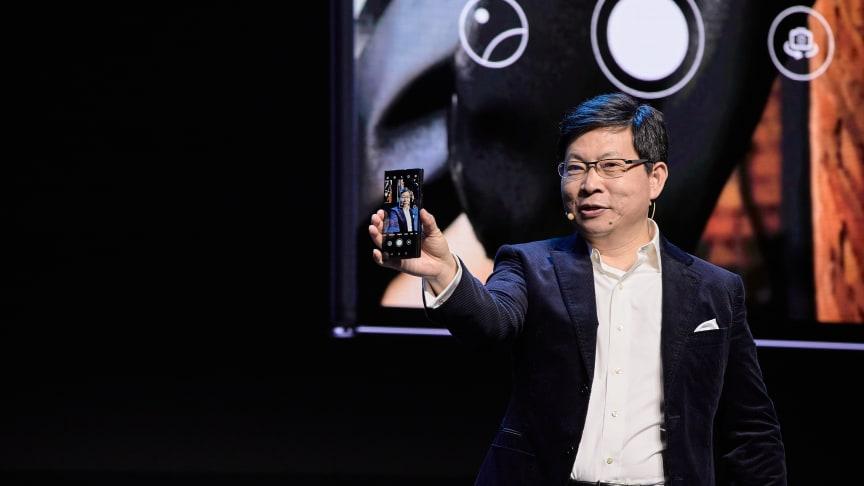 Huawei lanserar en rad nya 5G produkter - presenterar strategi för framtiden