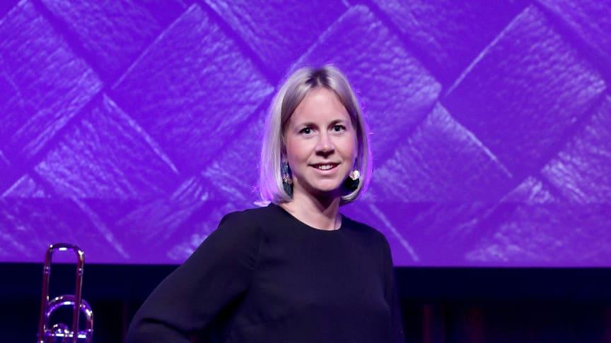 Nadja Gadelius, tillträdande Hotelldirektör på Clarion Collection Hotel Grand Sundsvall