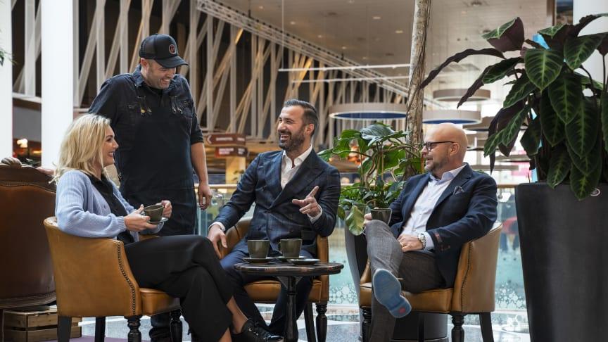 Väla har Sveriges nöjdaste hyresgäster bland Sveriges köpcentrum - för trettonde året i följd! Den öppna och kontinuerliga dialogen mellan centrumledningen och hyresgästerna är en av styrkorna som skiljer Väla från många konkurrenter.