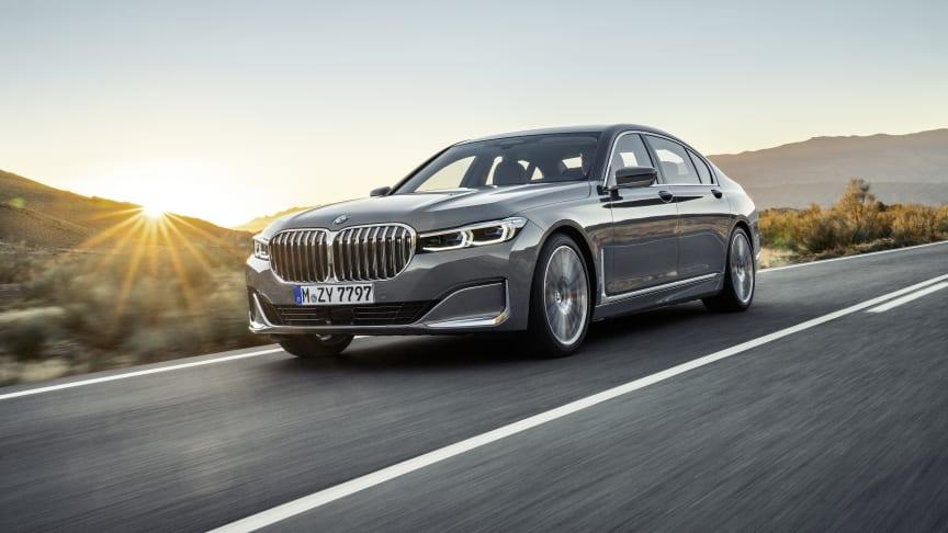 Nya BMW 7-serien