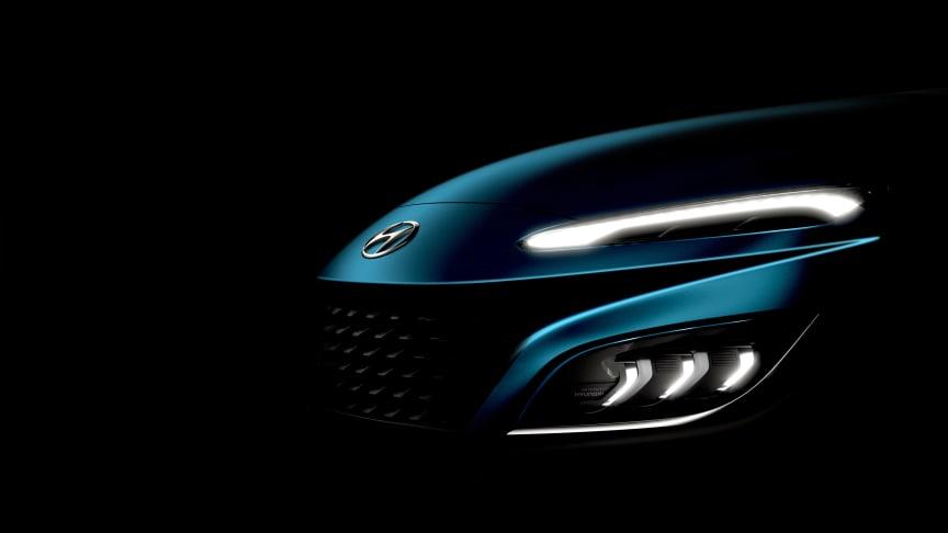 Nye Hyundai Kona. Foto: Hyundai