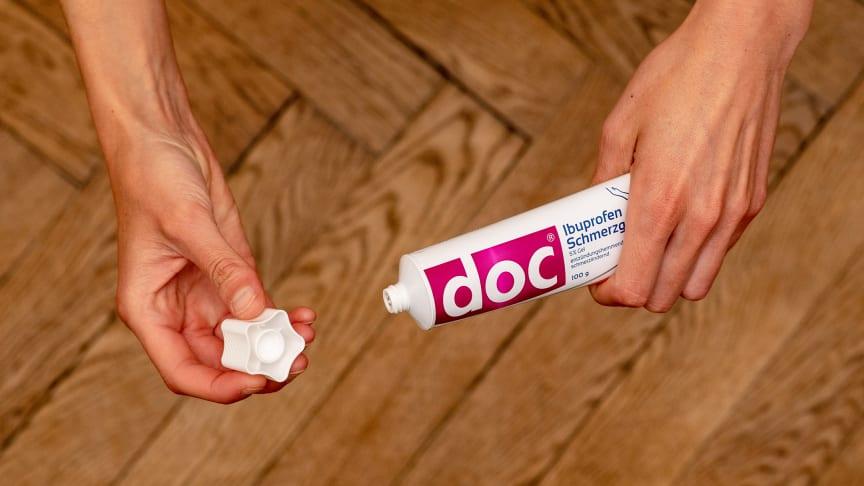 Ibuprofen-Schmerzgele sind bei Rückenschmerzen empfehlenswert – denn diese sind so wirksam wie rezeptfreie Ibuprofen-Tabletten und dabei besser verträglich.