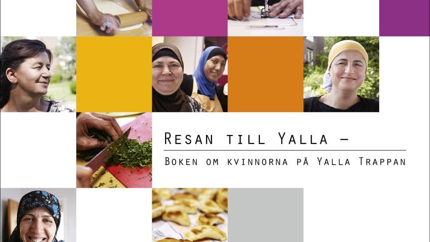 Resan till Yalla - boken om kvinnorna på Yalla Trappan av Maria Björnståhl