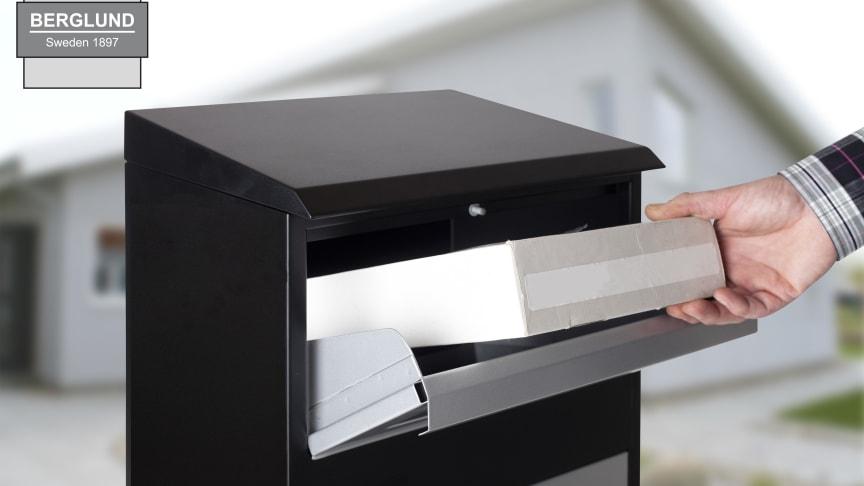 Ökad e-handel ställer nya krav på postlådor