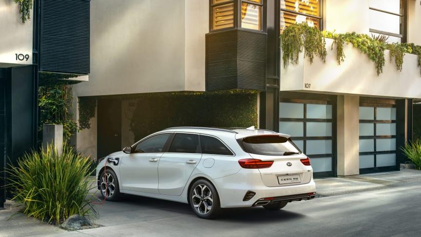 Med lanceringen af den nye Ceed SW plug-in hybrid kan KIA tilføje endnu en lovende plug-in-hybrid til sit allerede populære modelprogram af elektrificerede biler