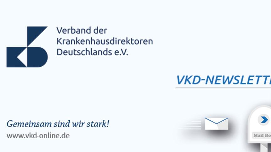VKD-Newsletter - Gemeinsam sind wir stark!   www.vkd-online.de