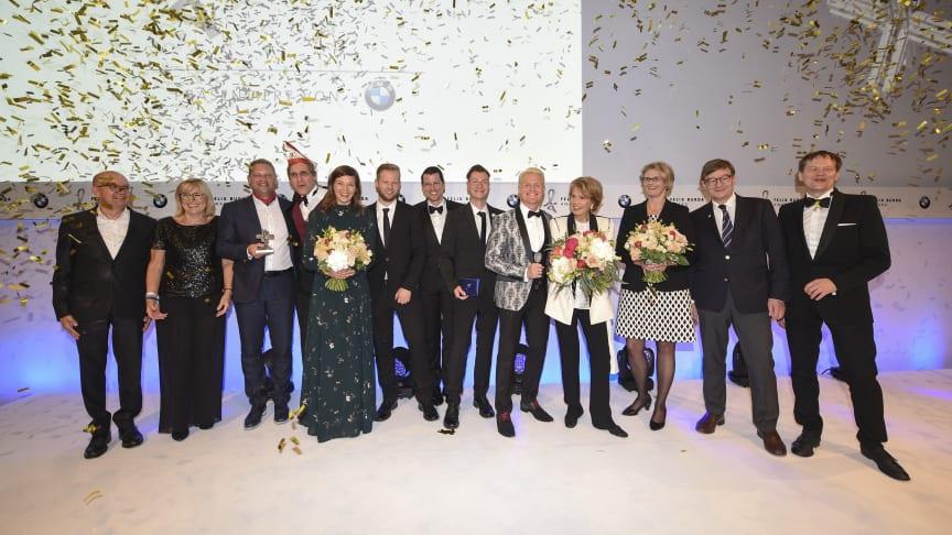 Schlussbild Felix Burda Award 2019