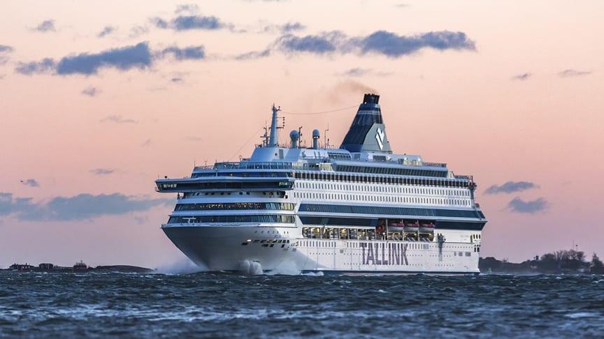 Tallink Grupp's vessel Silja Europa, photo by Sami Pitkanen