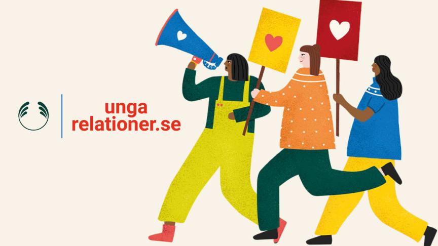 The Body Shop presenterar stolt 2020 års kampanjpartner - ungarelationer.se!