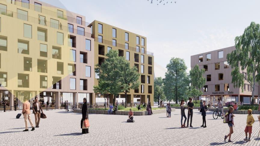 Illustrasjon: Nordic - Office of Architecture