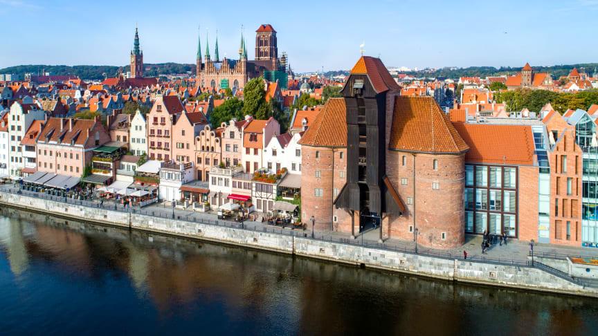 New direct route with Norwegian to Gdansk from Göteborg Landvetter |  Swedavia