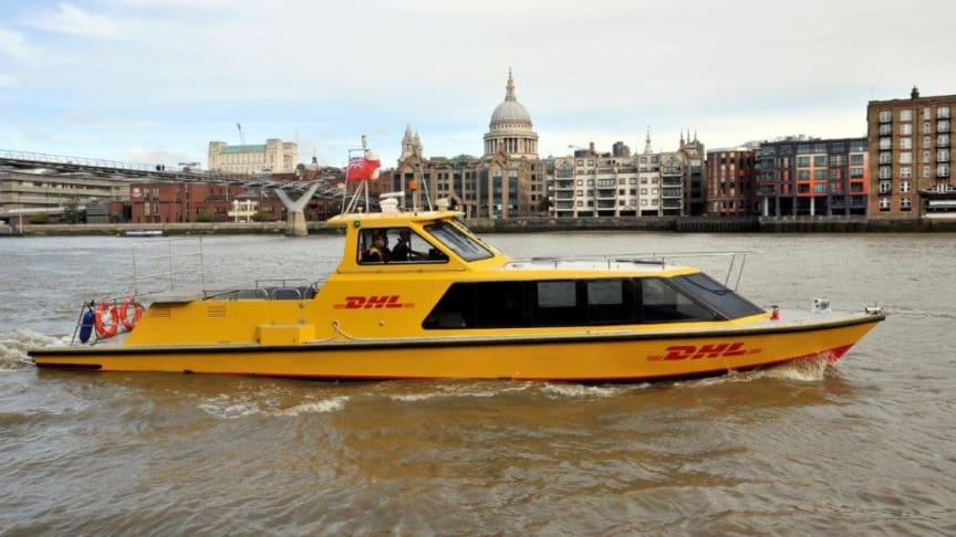 DHL Express lanserar nästa steg inom stadslogistik i London