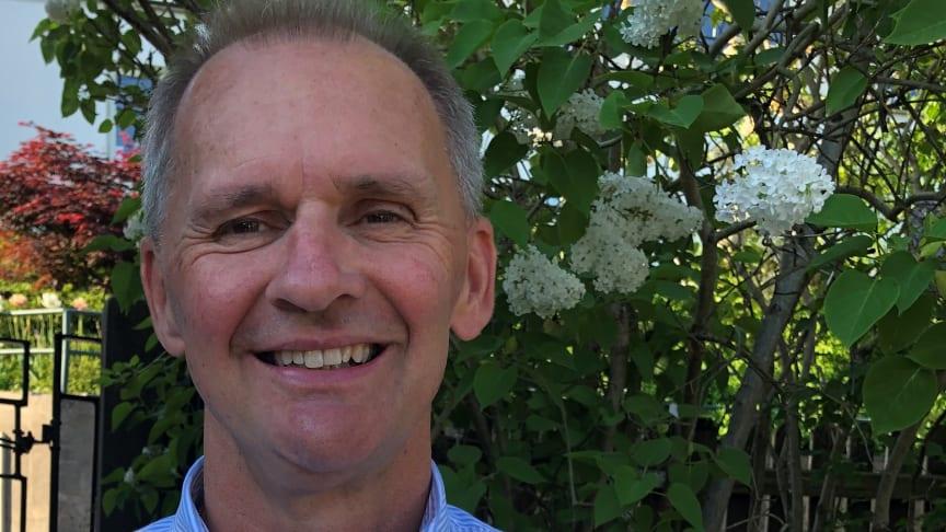 Stefan Eriksson blir rektor på Slättgårdsskolan i Bredäng.