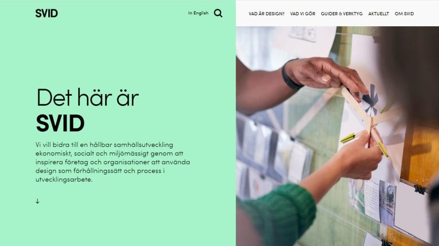 Nya svid.se