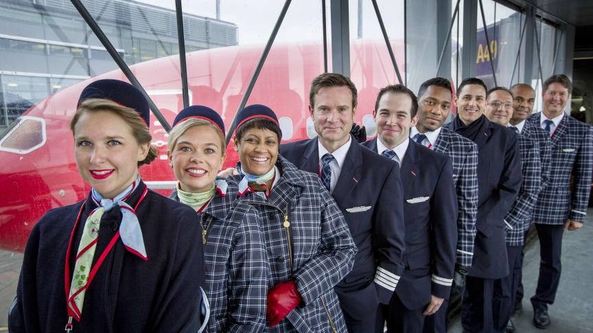 Norwegian obtiene un fuerte incremento de pasajeros y un alto coeficiente de ocupación durante el primer trimestre