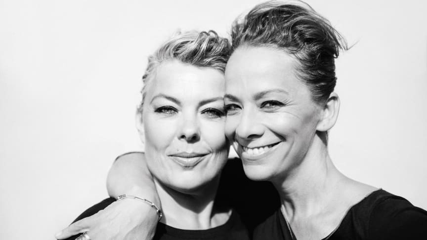 Lise & Gertrud. Foto: Tina Axelsson.