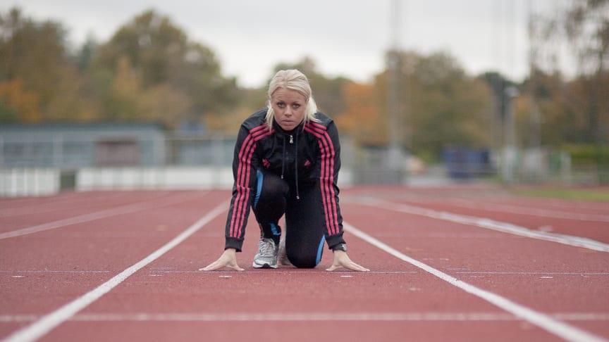 Kronberg och Werander gör fitness av friidrott med nytt koncept