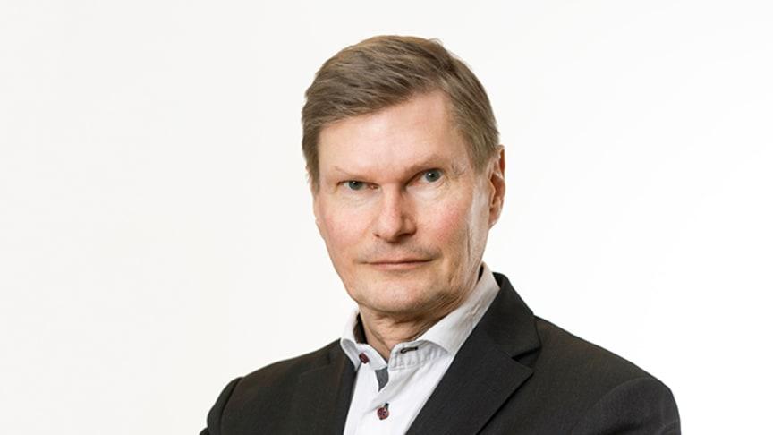 Per Jonasson, Svenska kyl och värmepumpföreningen, ser två avgörande problem med det förslag som regeringen har skickat ut på remiss. (Foto: Sandra Birgersdotter/SKVP)