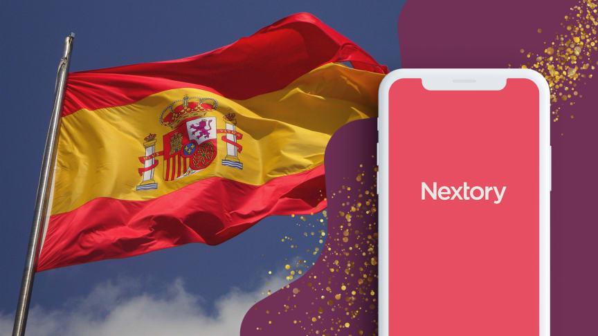 Nextory förvärvar Spaniens största lokala streamingtjänst