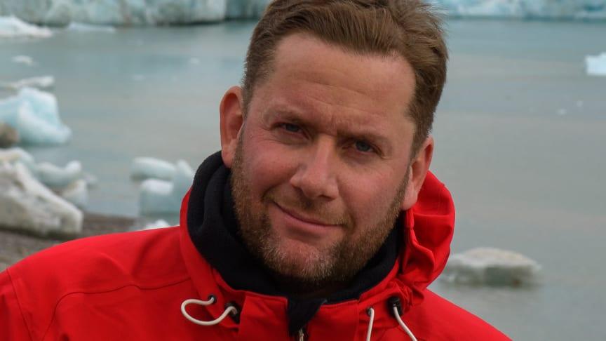 Hurtigruten Group CEO Daniel Skjeldam