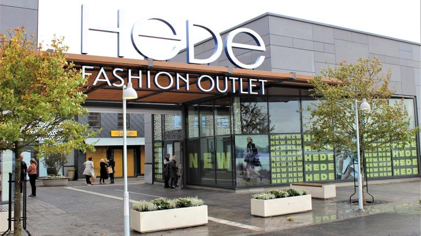 hede fashion outlet öppettider