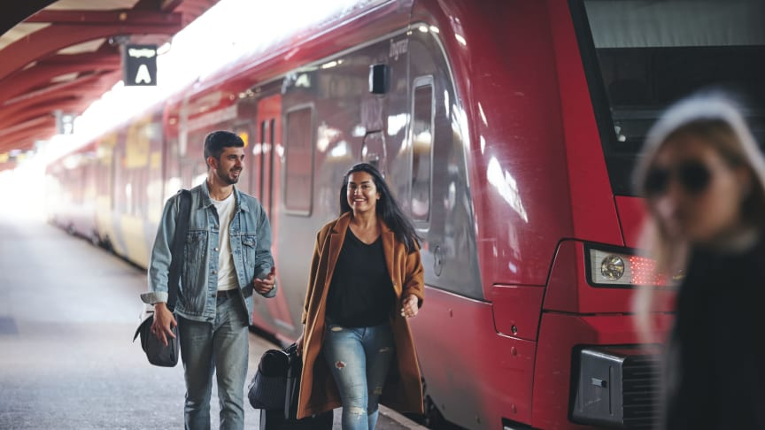 MTRX återlanserar direktlinje mellan Göteborg och Arenastaden