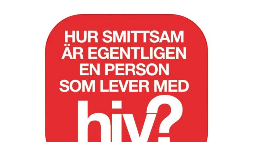 Hiv överförs framför allt från personer som inte känner till sin hiv