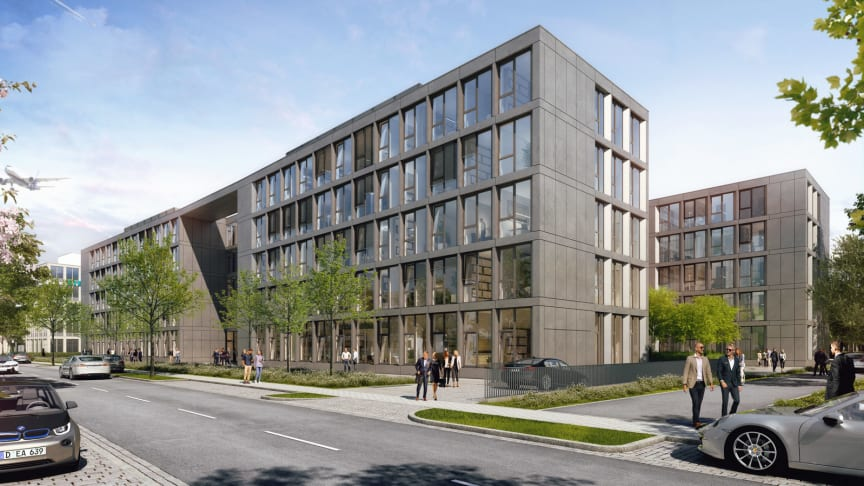 Neues Head Office in Düsseldorf: Deutsche Glasfaser mietet SMART OFFICE in Düsseldorf (bema/ABG)