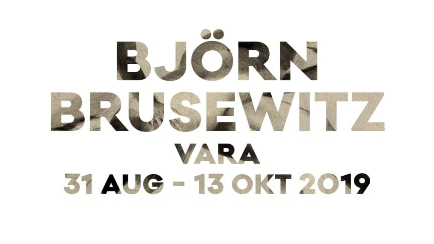 Björn Brusewitz ställer ut grafik och träskulpturer