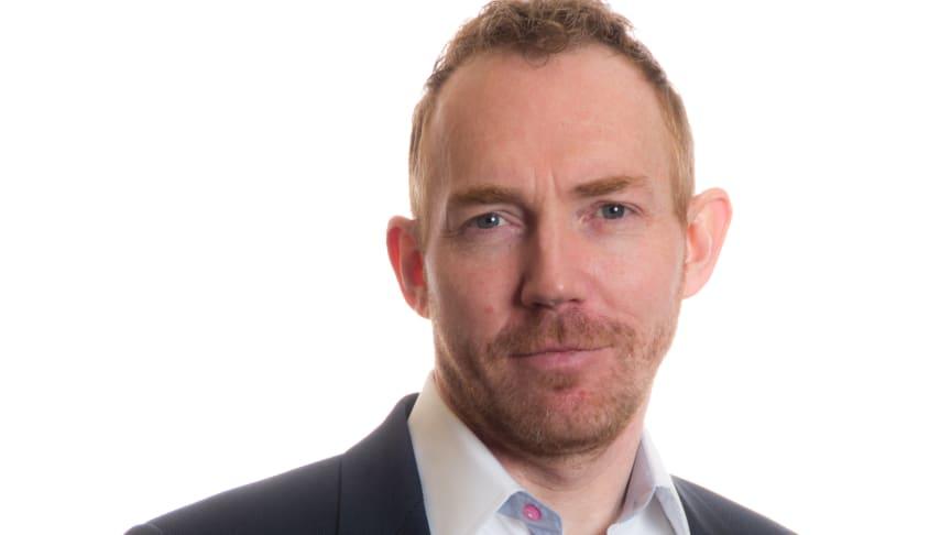 James Norwood, EVP Strategy och CMO på Episerver