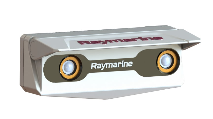 Prestige Yachts, Tekne Yanaştırma Deneyimini Otomatik Hale Getiren ve Basitleştiren Raymarine Docksense Sistemini Kullanan İlk Üretici Oldu