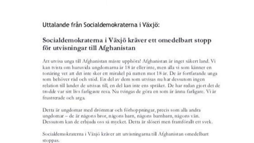 Socialdemokrater i uppror!
