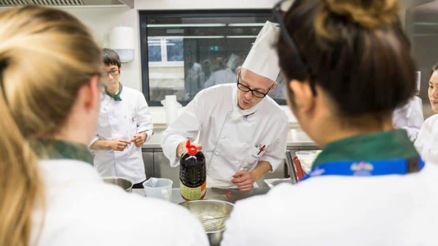 Culinary Arts Academy, Switzerland rankad som en av världens bästa kockskolor