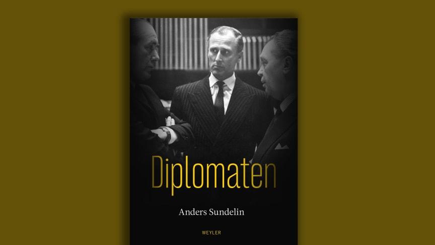 Ny biografi över diplomaten Sverker Åström