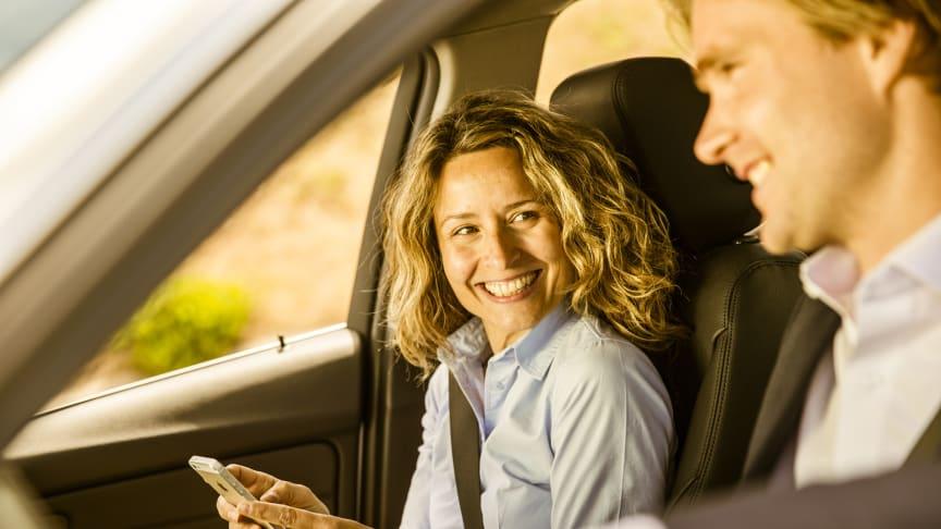 Nu gör LeasePlan bil-livet ännu enklare för sina förare