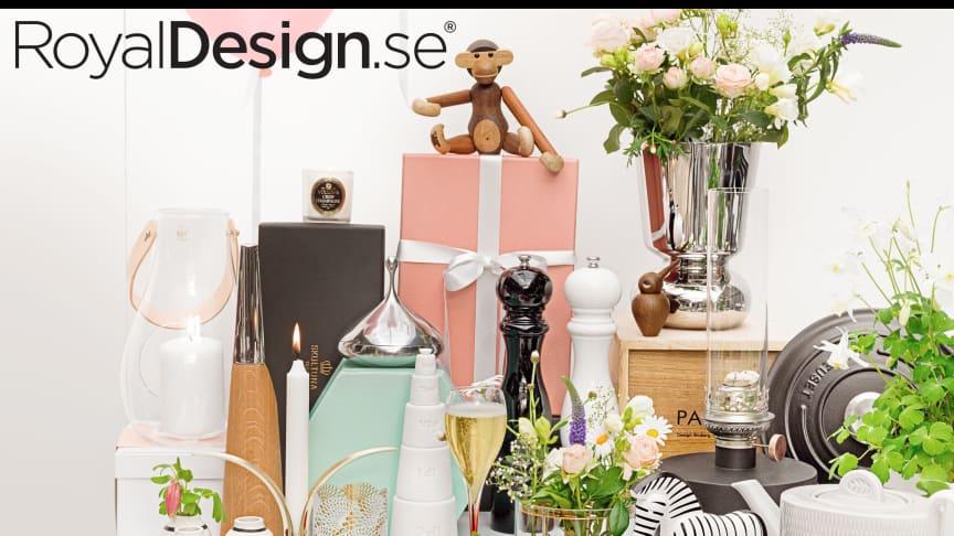 Ännu en Cervera butik väljer RoyalDesign.se