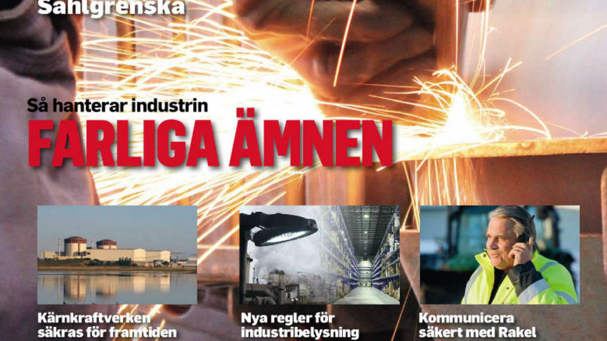 Celab med i Nordisk Industrisäkerhet