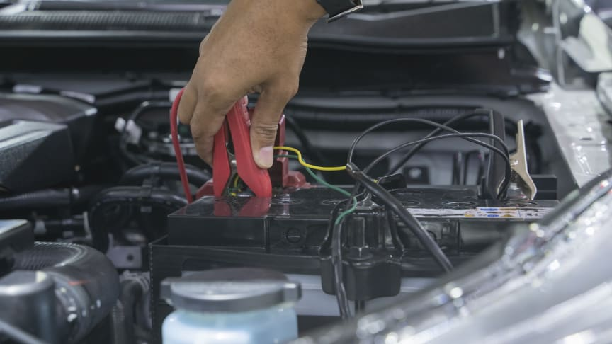 Drivers: don't get caught out by the post-Christmas flat battery blues