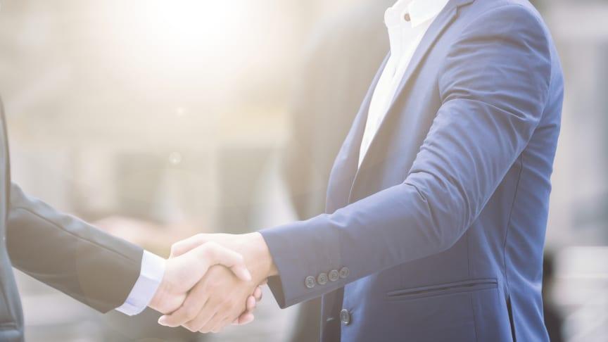 Tillsammans är man stark. Spännande samarbete mellan Max Matthiessen och Presto Brandsäkerhet AB för framtiden!