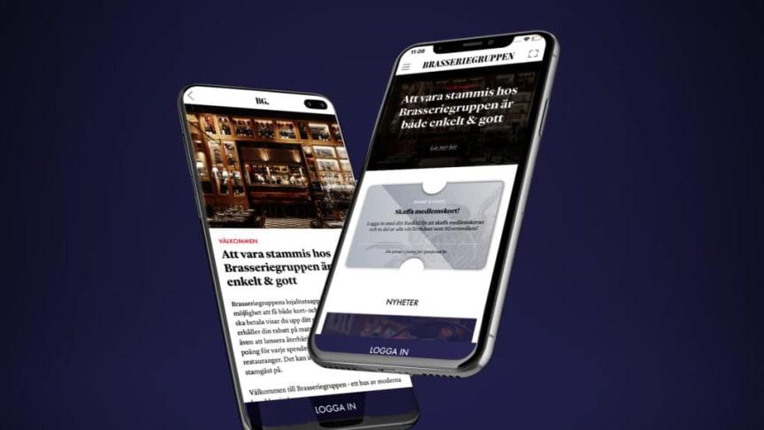 Appen finns både för Android och iPhone