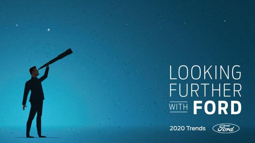 Osmá výroční zpráva Looking Further with Ford